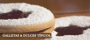 Galletas & Dulces Típicos