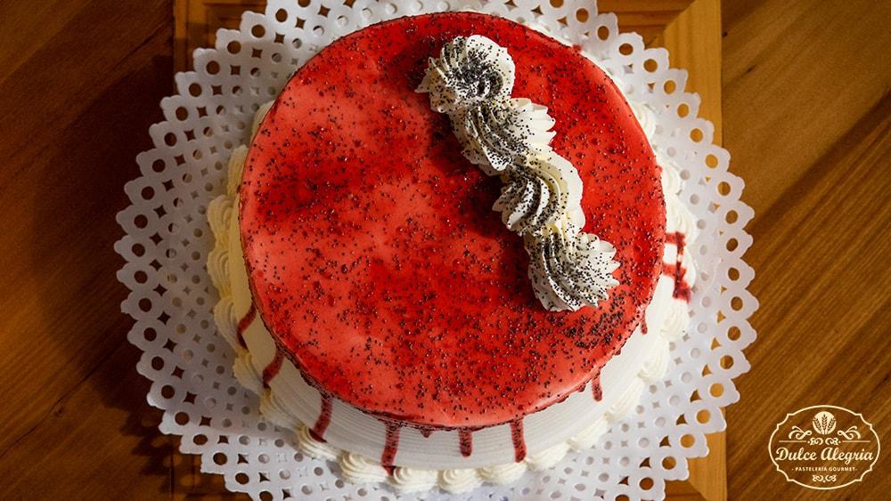 Torta Bizcocho Frutilla