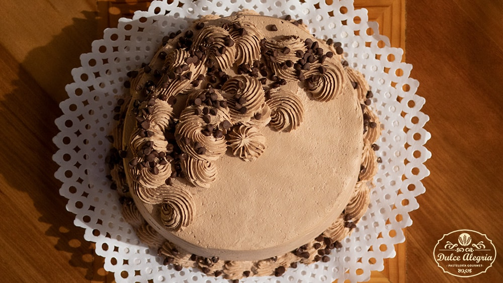 Torta Bizcocho Chocolate