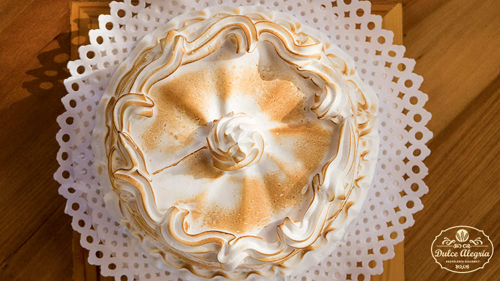 Torta Gourmet Cuatro Leches