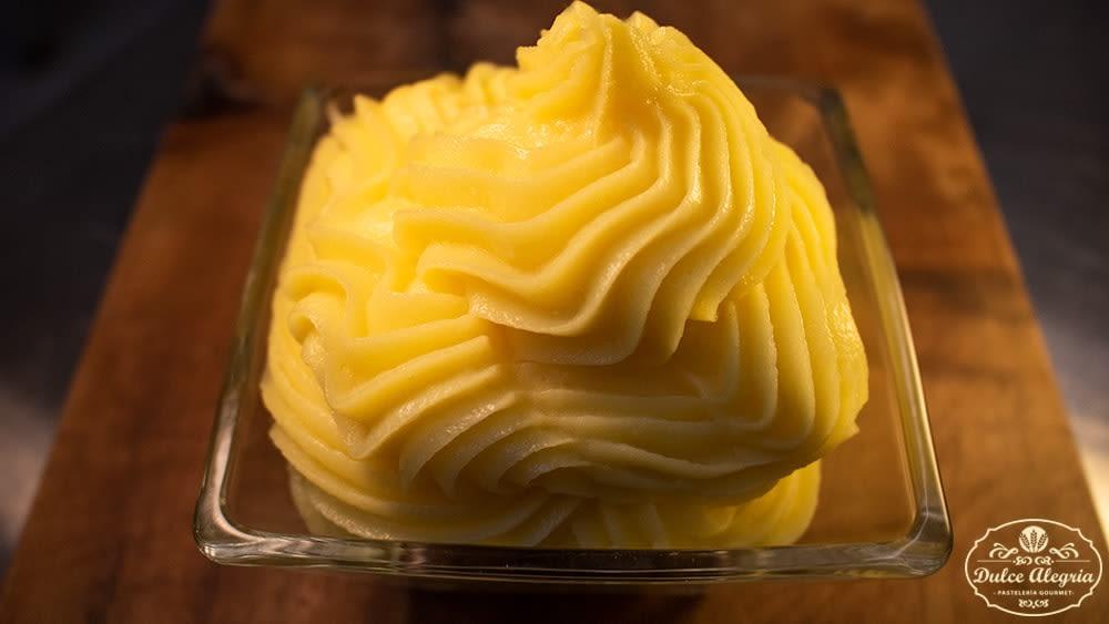Crema Pastelera Artesanal