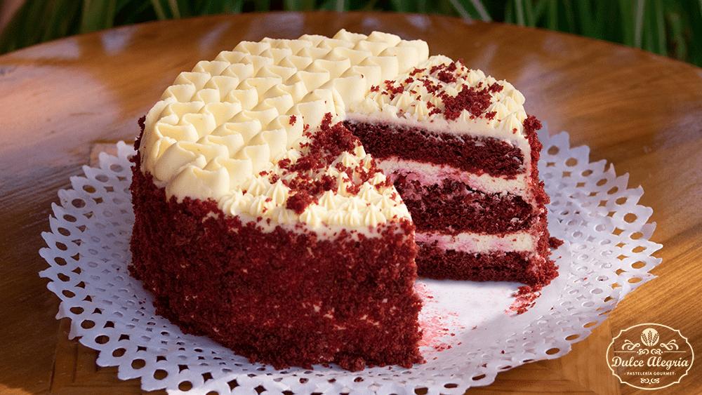 Torta Gourmet Terciopelo