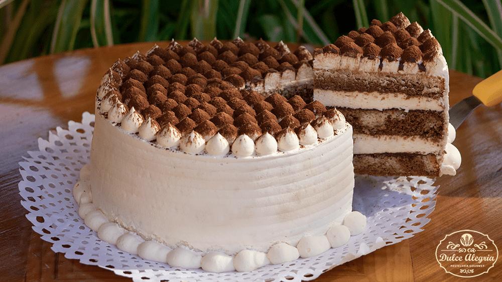 Torta Gourmet Tiramisú