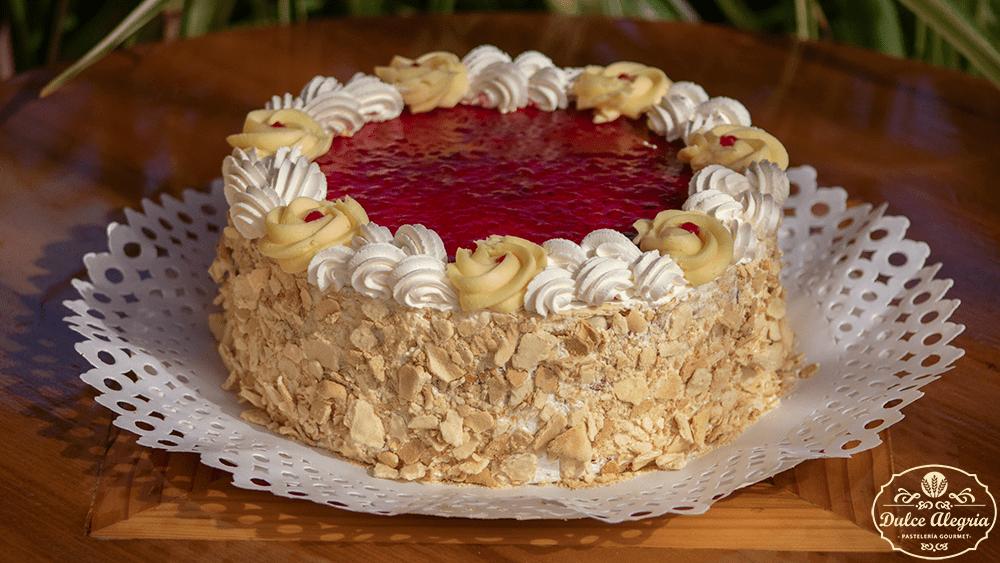 Torta Hojarasca Amor