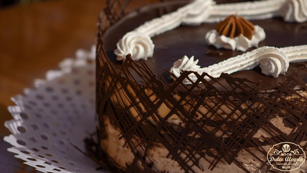 Postre Gourmet Manjar Chocolate