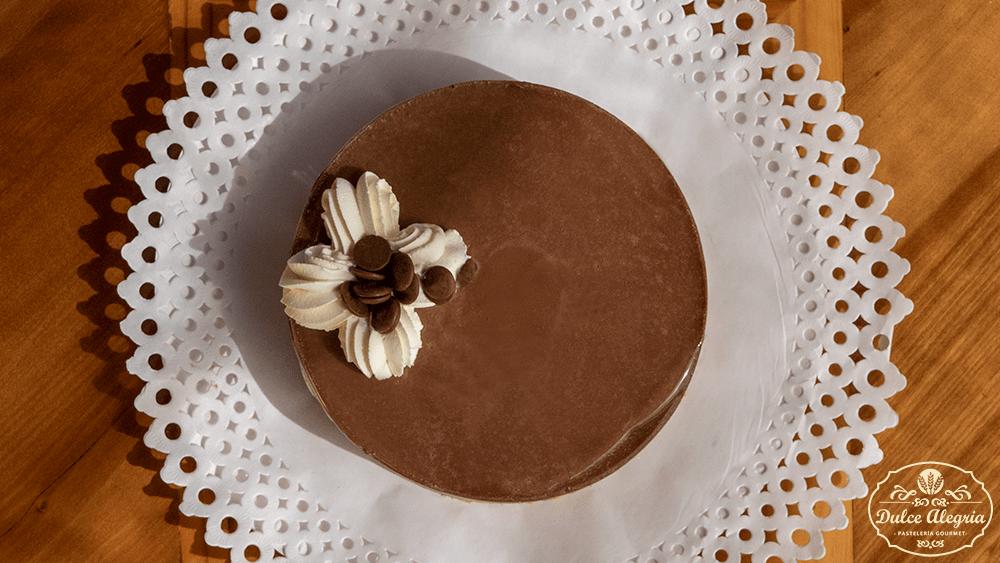 Postre Gourmet Mousse Tres Chocolates