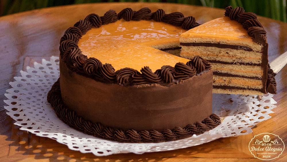 Torta Variedad Gourmet Panqueque