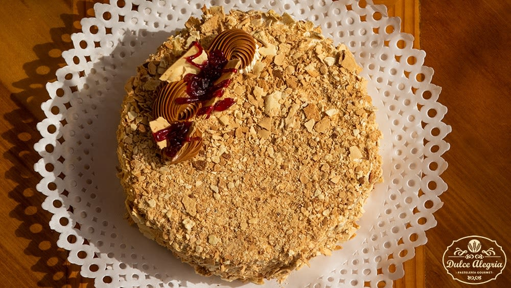 Torta Variedad Gourmet Hojarasca