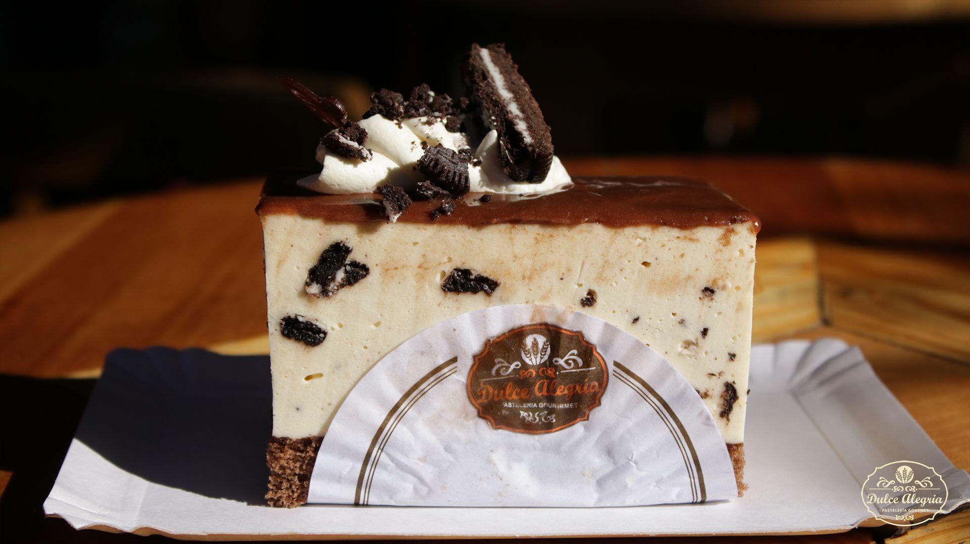 Pastel Cheesecake Oreo