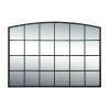 Espejo curva rectangular