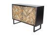Mueble madera entapillado