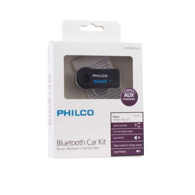 TRANSMISOR BLUETOOTH PHILCO BT100
