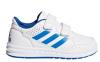 """Zapatillas ADIDAS blanco con azul """"Altasport CF K"""""""