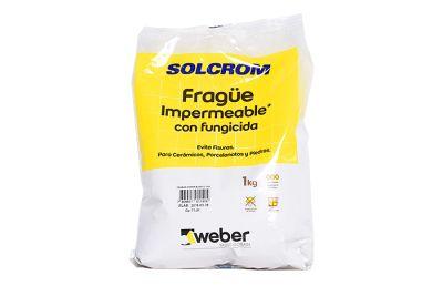 Fragüe Weber Blanco 1 kg