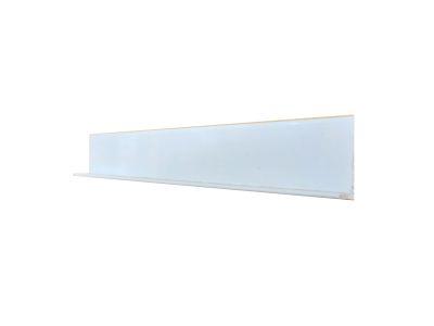 Ángulo de aluminio Blanco 3 mts