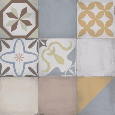 $ 4.659 m² c/Iva Cerámica Mosaico Vecchio 51x51 Alberdi