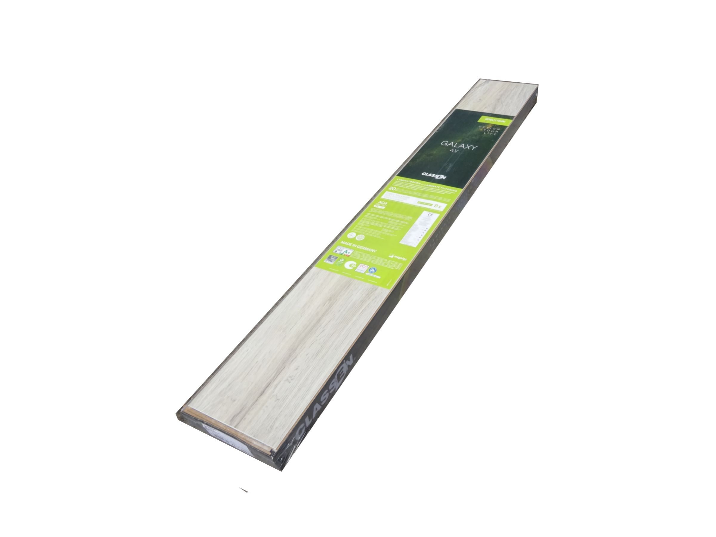 $ 6.990 m2 c/Iva Piso flotante Oak Nordic (2.00 m2) CLASSEN