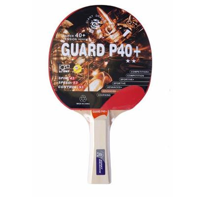 PALETA PING PONG 2 STAR GIANT DRAGON