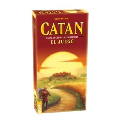 CATAN BASICO AMPLIACION 5-6 JUGADORES