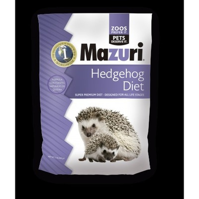 MAZURI HEDGEHOG DIET