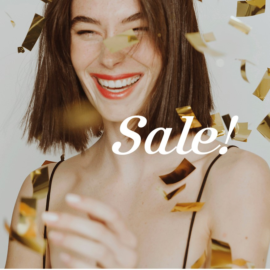 HAPPY NEW SALE!