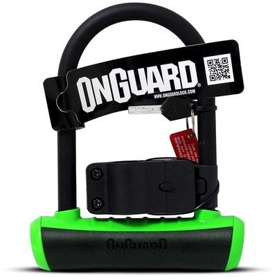 Candado On Guard U-Lock NS MINI 90x140mm Verd