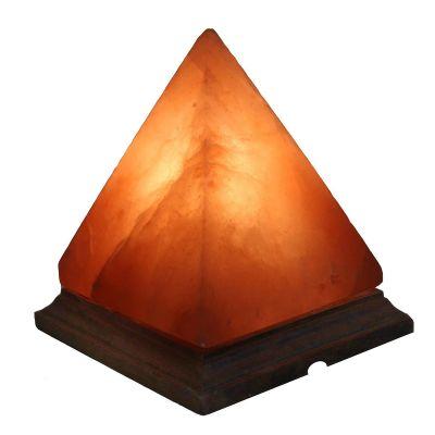 Lampara Sal Rosa Del Himalaya Piramide Para Energias R18TJ1012-13