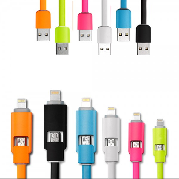 Cable Iphone android Y15154-1 - U S A