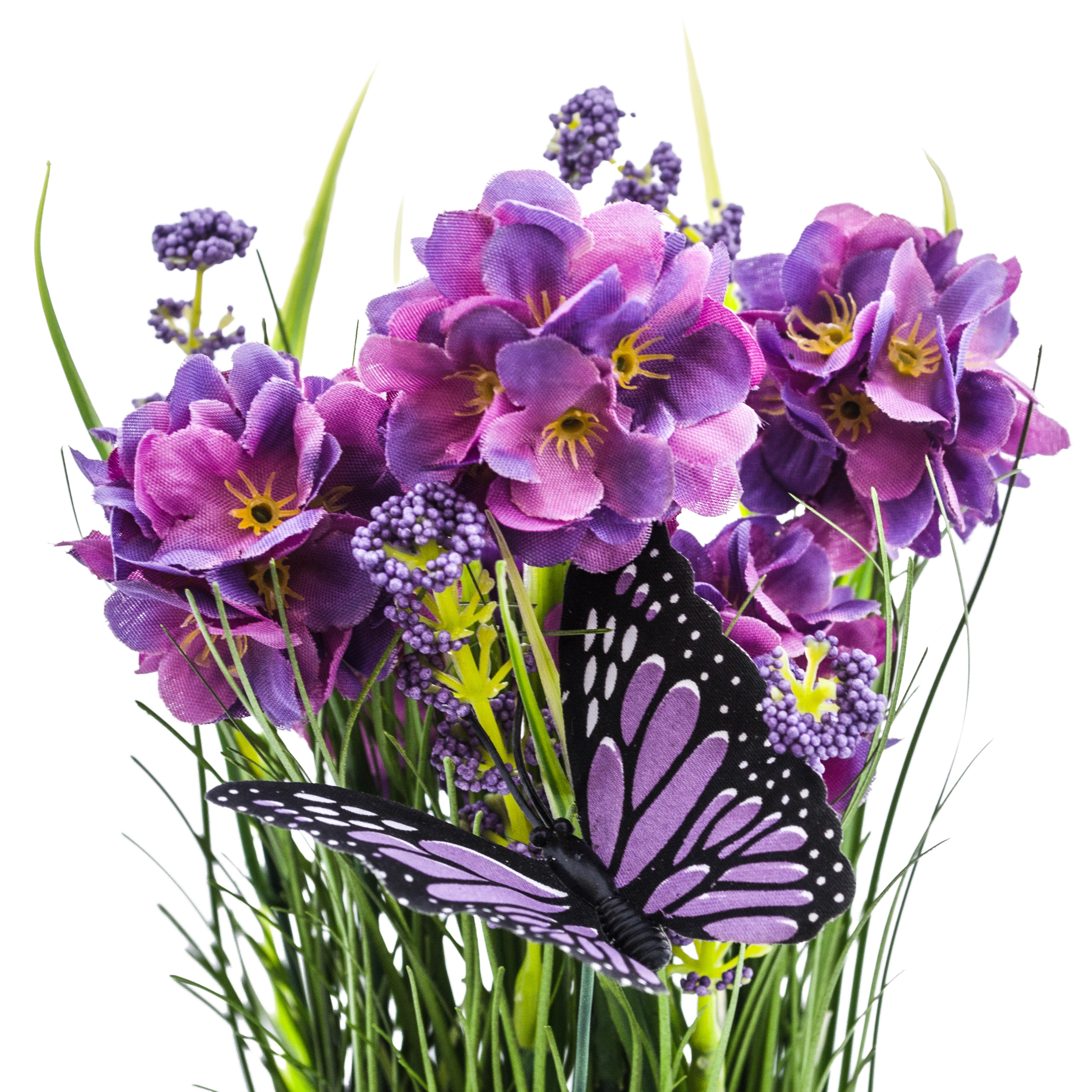 Arreglo Flores Silvestre 32cm Gb118336 Usa