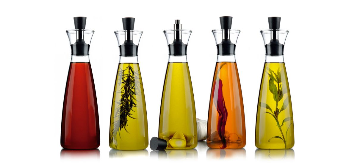 Botella Aceite y Vinagre 0.5 L
