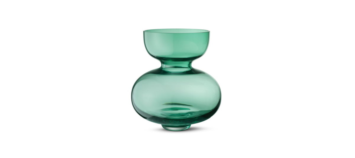 ALFREDO VASE GLASS 250