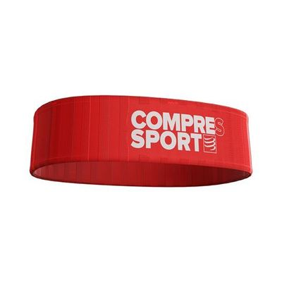 Cinturón COMPRESSPORT Freebelt rojo