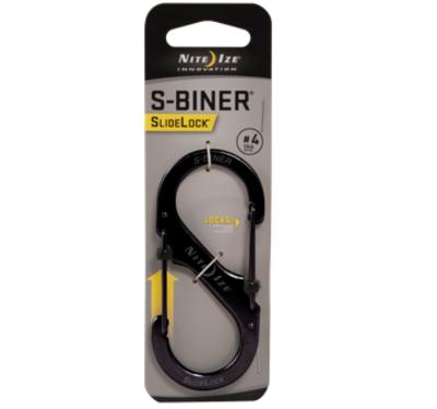 Sbiner Slidelock #4 de acero