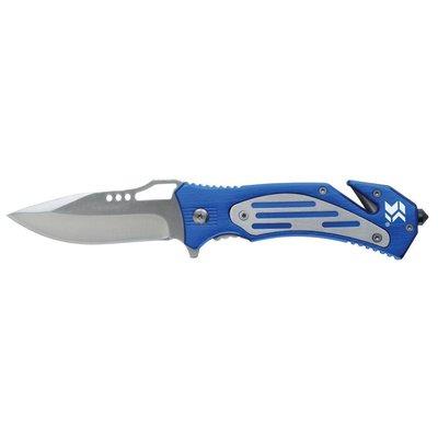 Cuchillo pleagable multifuncion de Rescate