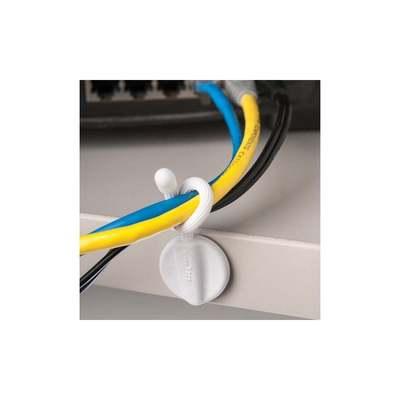 Amarras Lazos Twisty para Cables Colgante Gear Tie Hanging