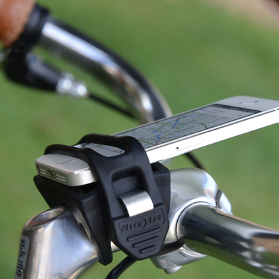 Soporte Mount Telefono Celular Bicicleta HandleBand NiteIze