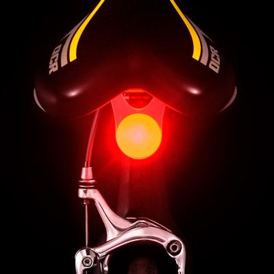 Luz para bici Biketlit (roja y blanca)