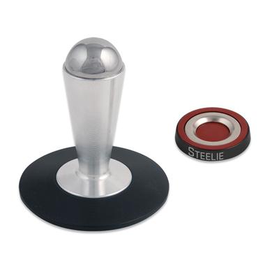 Steelie Pedestal Kit Soporte Teléfono y Imán Oficina Escritorio