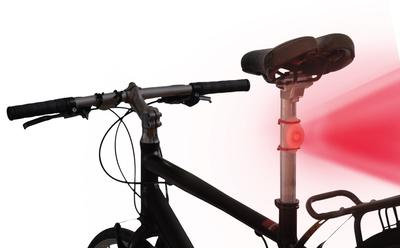 Luz LED Bicicletas Seguridad Trasera y Delantera Twist Lit