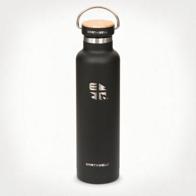 Botella Térmica Insulada / Termo de Agua Camping Nogal 650ml