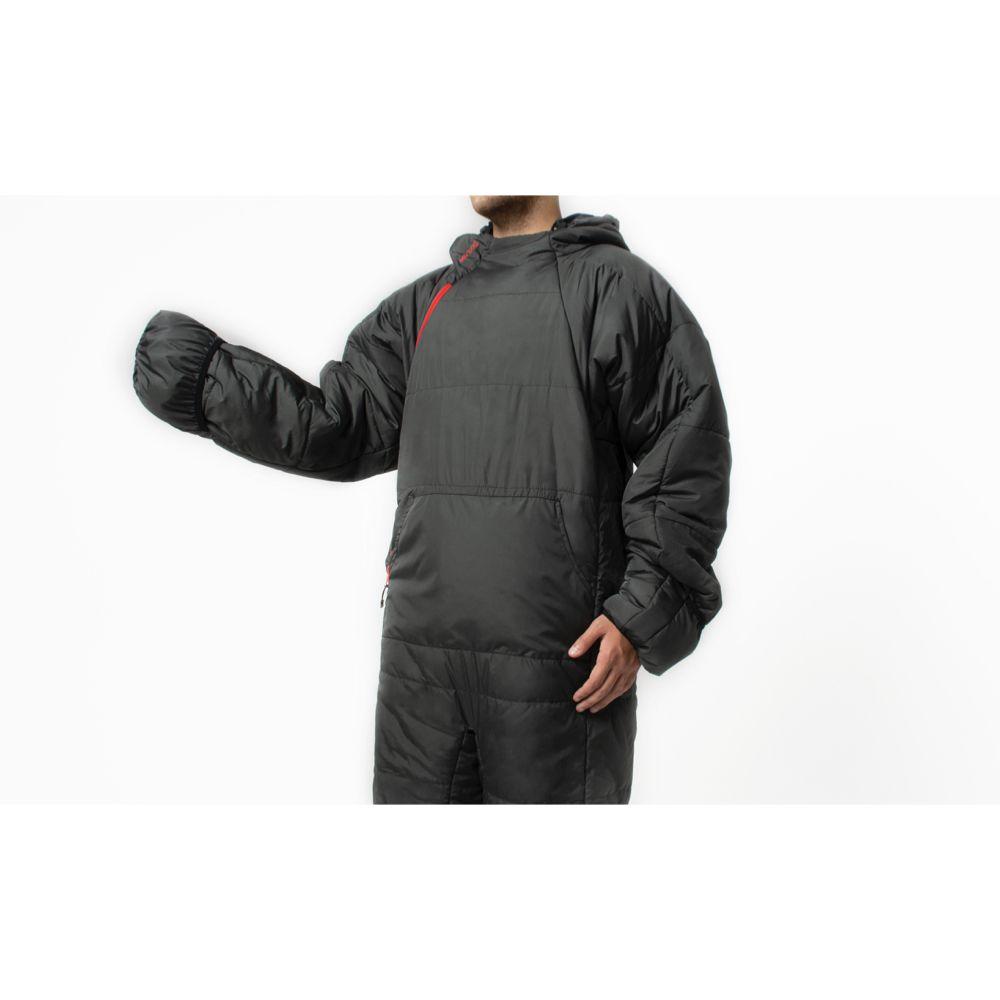 Saco / Bolsa de dormir Forma Humana SELK BAG LITE 6G Gris