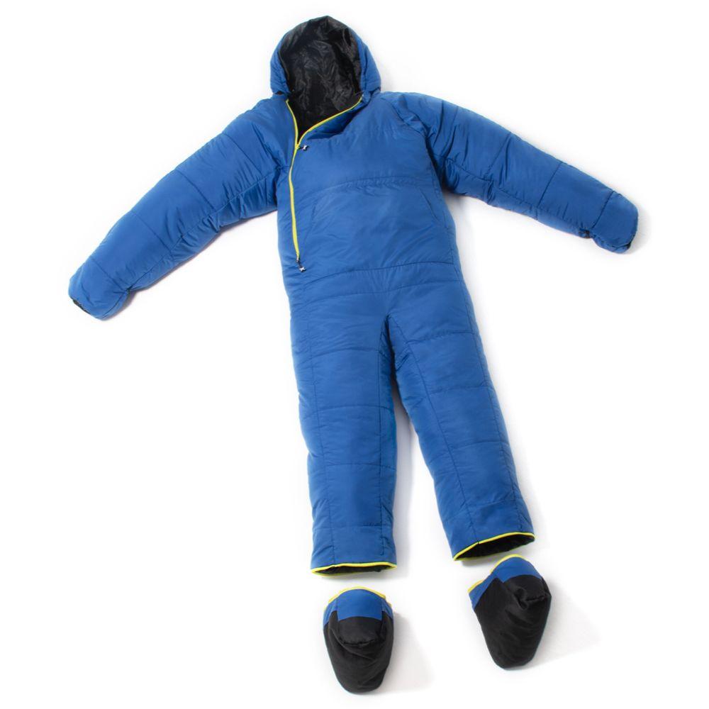 Saco / Bolsa de dormir Forma Humana SELK BAG LITE 6G Azul