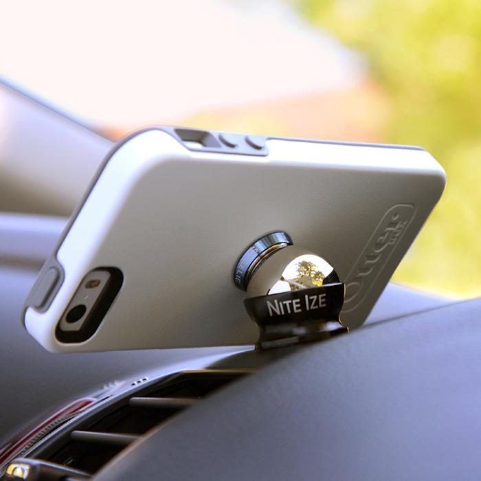 Steelie Original Soporte Auto Teléfono Celular Imán + Bolita