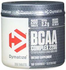 BCAA 2200 200 CAPS DYMATIZE