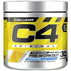 C4 CELLUCOR 30 SERV BLUE RAZZ
