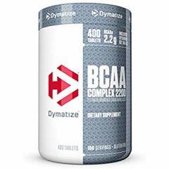 BCAA 2200 400 CAPS DYMATIZE