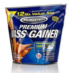 MASS GAINER MUSCLETECH 12 LBS