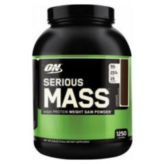 SERIOUS MASS GAINER 6 LBS