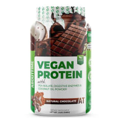 VEGAN PROTEIN ABOUTTIME 2 LBS Chocolate
