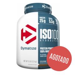 ISO 100 5 LBS DYMATIZE